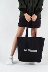 Tote Bag - Black - Han Kjøbenhavn - Sort One Size