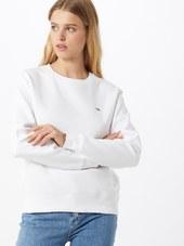 Tommy Jeans Sweatshirt  Hvid / Rød / Blå