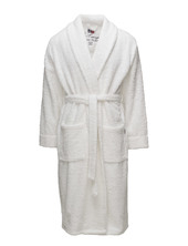 Lexington Original Bathrobe Morgenkåbe Badekåbe Hvid Lexington Home