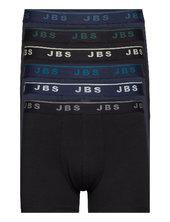 Jbs 6-pack Tights, Gots Boxershorts Sort Jbs