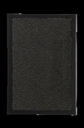 Lex Smudsmåtte   90x150 Cm Mørkegrå