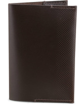 Tärnsjö Garveri Passport Cover Dark Brown