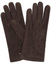 Hestra Carpincho Handsewn Cashmere Glove Espresso Brown