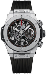 Hublot Big Bang 42mm Herreur 441.nx.1170.rx Sort/gummi Ø42 Mm