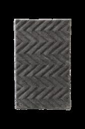 Arild Badeværelsesmåtte 50x80 Cm Grå