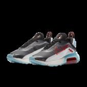 Nike Air Max 2090-sko Til Kvinder - Sort
