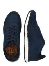 Woden Sneaker Low 'ydun Fifty'  Mørkeblå / Sort