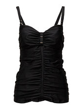 Cocktail Tankini Badedragt Sort Primadonna