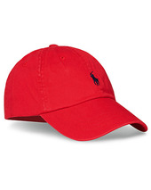 Polo Ralph Lauren Classic Sports Cap Red