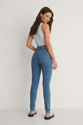 Levi's Superskinny Jeans - Blue