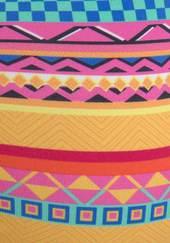 Buffalo Bikinioverdel  Blandingsfarvet