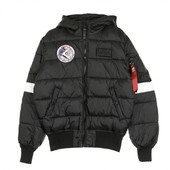 Nasa Hooded Puffer Fd Down Jacket