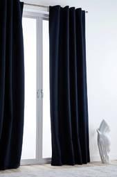 Midnight Multifunktionsgardin - 1 Længde Blue/misty Grey