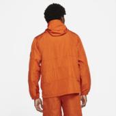 Nike Air-anorak Uden For Til Mænd - Orange