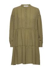 Margo Shirt Dress 12697 Kort Kjole Grøn Samsøe Samsøe