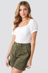 Sisters Point Ester Shorts - Green