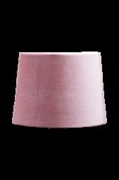 Lampeskærm Sofia I Velour, 30 Cm