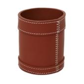 Pencup - Cognac Læder