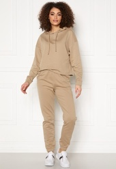Only Dreamer Life Sweat Pant Silver Mink Xs/30