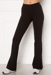 Only Paige Life Flared Pant Black S/32