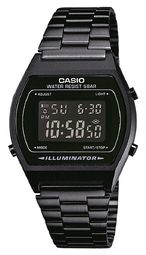 Casio Collection Herreur B640wb-1bef Lcd/stål 38.9x35 Mm