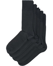 Cdlp 5-pack Bamboo Socks Charcoal Grey