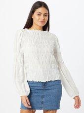 Cream Bluse 'henva'  Hvid