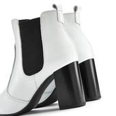 Lascana Chelsea Boots  Hvid