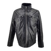 Pp-01 Leather Jacket