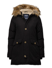 Miss Smith Jacket Foret Jakke Sort Svea