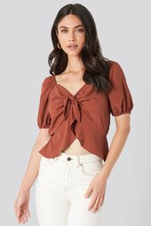 Sisters Point Gliss Top - Red