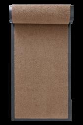 Nord Tuftet Tæppe 60x180 Cm Cappuccinobrun