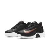 Nikecourt Air Zoom Gp Turbo-hardcourt-tennissko Til Kvinder - Sort