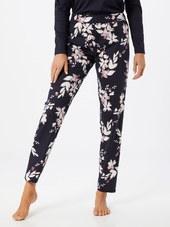 Calida Pyjamasbukser  Lyserød / Mørkeblå / Hvid