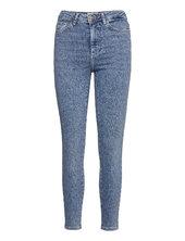 Vmsophia Hr Skinny Jeans Ba3142 Vma Noos Skinny Jeans Blå Vero Moda