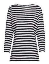 Ilma Shirt Langærmet T-shirt Multi/mønstret Marimekko