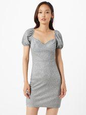 Glamorous Kjole  Sølv