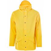 Rains Regnjakke, Kort, Yellow