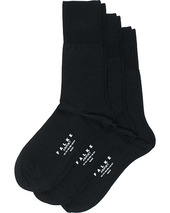 3-pack Airport Socks Black