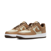 Nike Air Force 1-sko Til Mænd - Brun