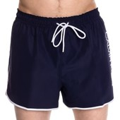 Calvin Klein Core Solid Recycled Short Swim Shorts