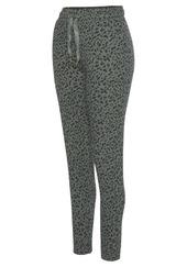 Buffalo Pyjamasbukser  Khaki / Sort