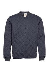 Thermo Jacket Loui Adult Quiltet Jakke Blå Wheat