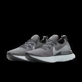 Nike React Infinity Run Flyknit-løbesko Til Mænd - Grå