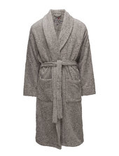 Lexington Original Bathrobe Morgenkåbe Badekåbe Grå Lexington Home