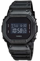 Casio G-shock Herreur Dw-5600bb-1er Lcd/resinplast 48.9x42.8 Mm