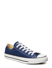All Star Ox Low-top Sneakers Blå Converse