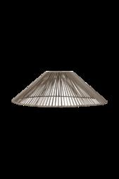 Lampeskærm Vide 58 Cm Beige