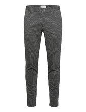 Onsmark Pant Stripe Gw 3727 Habitbukser Stylede Bukser Grå Only & Sons