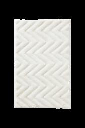 Arild Badeværelsesmåtte 50x80 Cm Hvid